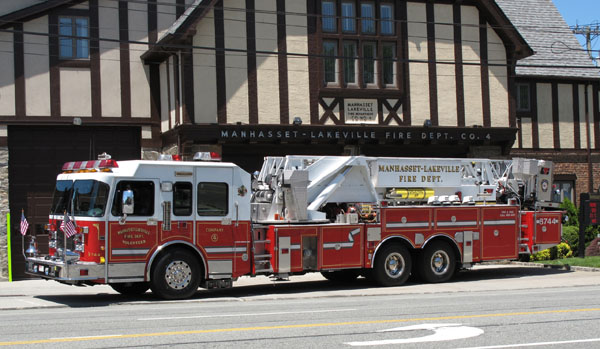 Tower Ladder 8744